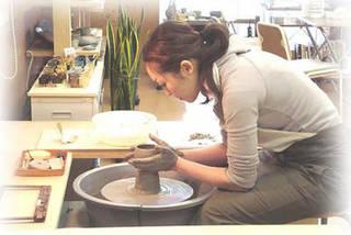 初めての方歓迎です、陶工房 空 陶芸教室