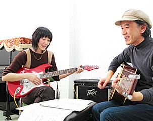 エレキギター(香椎、吉塚、筑紫野ベレッサ)