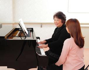 おとなのピアノコース