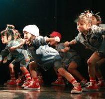 【3歳から始められます☆】LOCK(キッズクラス)【ダンス未経験の子もちろん大歓迎!】
