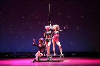 体幹を鍛えて、引き締まった身体を手に入れちゃおう!! ちまたで話題のポールダンス