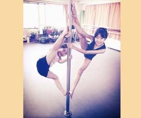 ゴージャスでセクシー☆キッズ&ジュニア ポールダンス~日本の、世界の大会・競技会を目指せます~