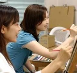 気軽に学べる♪絵画講座コース(平日昼間)基礎クラス