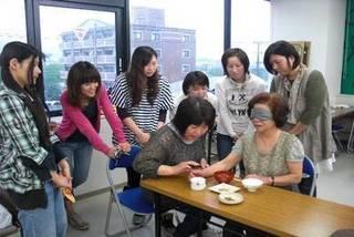 同行援護の資格を¥28,000で取得可能*視覚障害者の外出支援