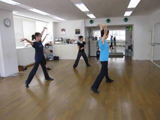 DANCE PLAZAジャズダンス初中級
