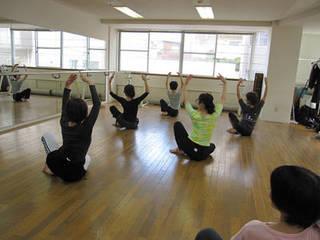 DANCE PLAZA モダンダンス