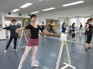 DANCE PLAZA クラシックバレエ初級
