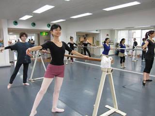 DANCE PLAZA クラシックバレエ初中級