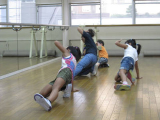 DANCE PLAZA kIDS HIP HOP