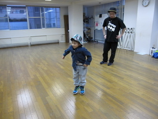 Kid's HIP HOP