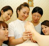 日本リフレクソロジスト認定機構(JREC)認定 オレンジリーフ&nbsp周船寺校