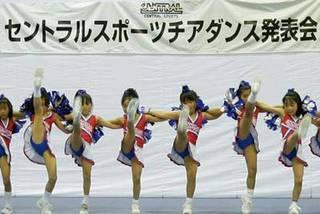 ジュニアチアダンス