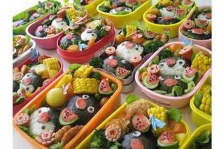 Yumicafe あなたとつくるキャラ弁教室&nbsp日本野菜ソムリ協会認定教室