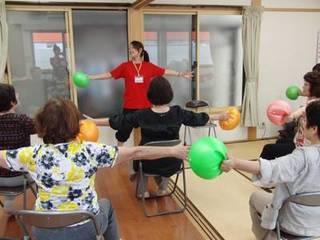 ガンバルーン体操養成講座