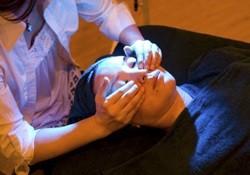 脳疲労を取る体質改善法(顔の反射区刺激)2DAY(4時間×2日)