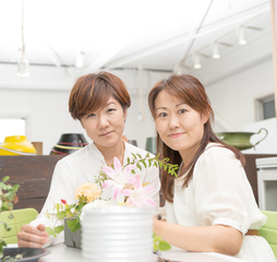 お花が好き! お花を学んでみたい! 季節のお花を飾りたい!カルチャーレッスン ~ライトコース~
