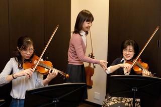 憧れの楽器No1!【バイオリン】ヤマハ大人の音楽レッスン