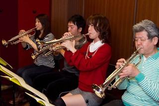 金管楽器の王様!【トランペット】ヤマハ大人の音楽レッスン