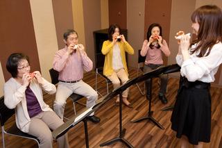 優しい音色に癒される♪【オカリナ】ヤマハ大人の音楽レッスン