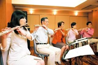 木管楽器の女王様!【フルート】ヤマハ大人の音楽レッスン