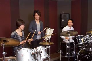 ストレス発散?!【ドラム】ヤマハ大人の音楽レッスン