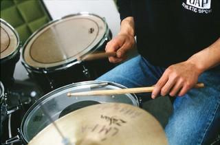 無料体験レッスン♪【ドラムコース】ヤマハ大人の音楽レッスン