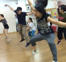 【ヒップホップダンス】☆リズム&ステップ☆ 中高生~一般
