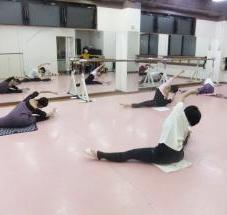 ボディコンディショニング岡本るみ子ダンススクール