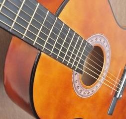 【ギター】指を細かく動かし、集中力を高める♪/4,000円~