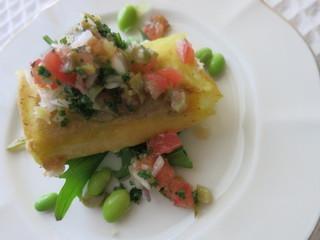 夏らしい冷たく美しい前菜から、パスタ・メイン・デザートを含めたフルコースおもてなしレッスン