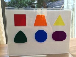 バウハウス式カラーテスト