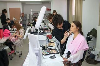 wk make-up beauty Institute青山教室
