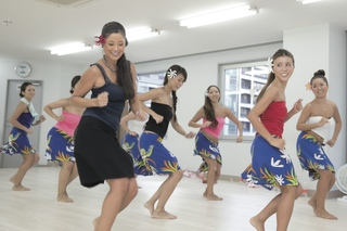 TeRa KYOKO主宰!!!本場のタヒチアンダンスを体験!【オテア初級】体験レッスン<横浜校>