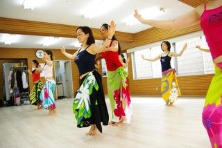 タヒチアンダンス&nbspオリティアタヒチ 横浜