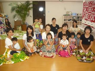 ママフラ【四ツ谷駅前】ハワイを感じながら……ママ&子どもちゃん(4歳未満)初めてフラ♪