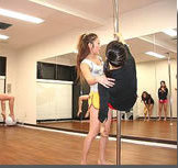 EyeCandy Pole Dance / Aerial Silk STUDIO