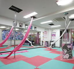 EyeCandy Pole Dance / Aerial Silk STUDIO&nbsp渋谷スタジオ