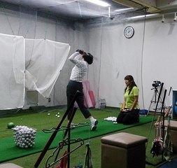 【渋谷 代官山】でゴルフの体験レッスンをやるならここ!【代官山ゴルフサロン】未経験者の方も大歓迎です