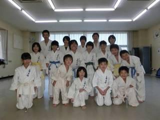 無料体験!みよし市 組討道 ( 空手道 ) スポーツ少年団(呈峰...