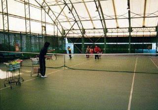テニスラウンジ