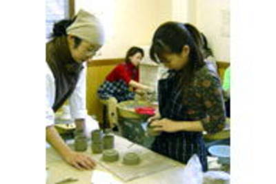陶芸教室黒窯