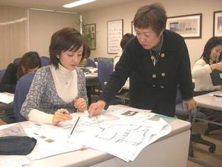日本インテリア総合研究所 インテリアコーディネーター&インテリアデザイナースクール