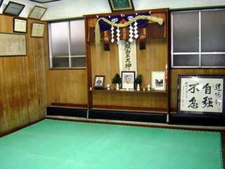 古流柔術クラス(全日本中国拳法連盟 本校)