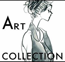 【イラスト展】「Art Collection」在校生や卒業生の作品を多数展示!