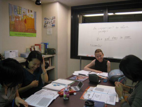 エスパスフランス フランス語専門校