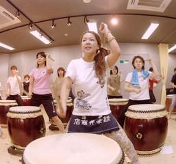 和太鼓ビギナーズ教室(初級、中級、子ども、シニア等も開講中)初心...
