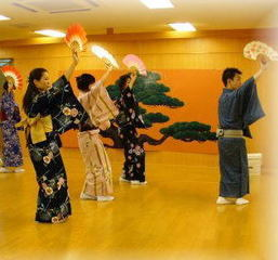 日本舞踊 扇寿流【梅田教室】