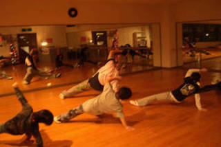 dancing base zenith