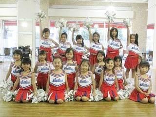 Sailors チア&ダンススクール子連れOK! チアダンス&エクササイズ&ダンスプログラム(名古屋市千種区)