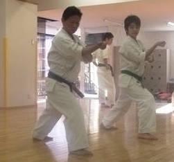 日本空手道 昇禅会中支部 愛知 中区 金山 空手 柔術 教室
